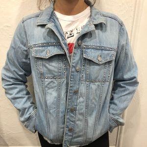 Express trucker jacket